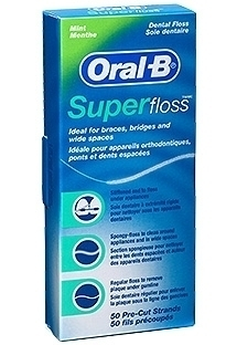 Oral-B® Zahnseide Superfloss